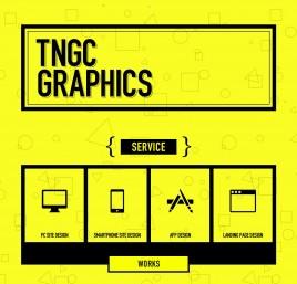 TNGC Graphics|東京都杉並区ウェブ制作