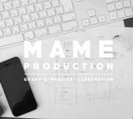 MAME PRODUCTION   GRAPHIC and WEB design